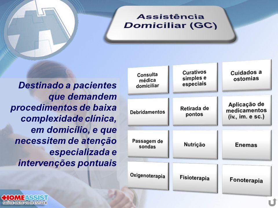 Assistência Domiciliar (GC)