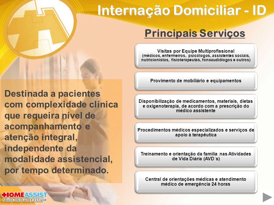 Internação Domiciliar - ID