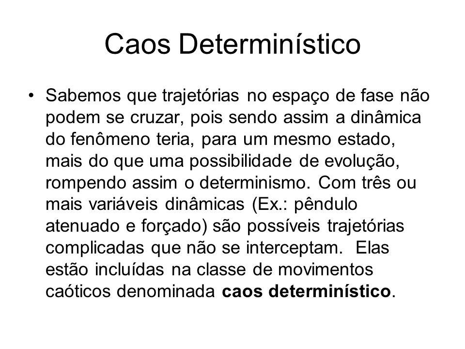 Caos Determinístico