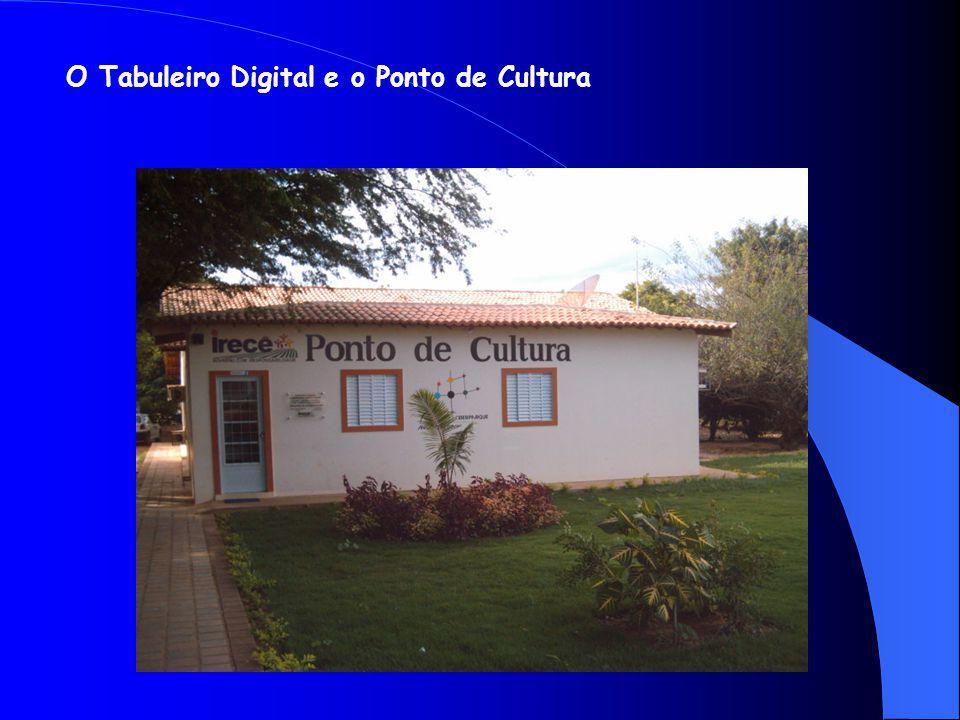 O Tabuleiro Digital e o Ponto de Cultura