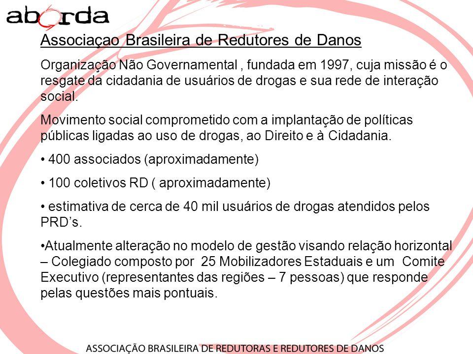 Associaçao Brasileira de Redutores de Danos
