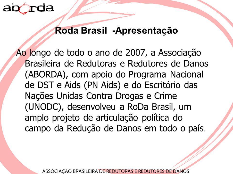 Roda Brasil -Apresentação