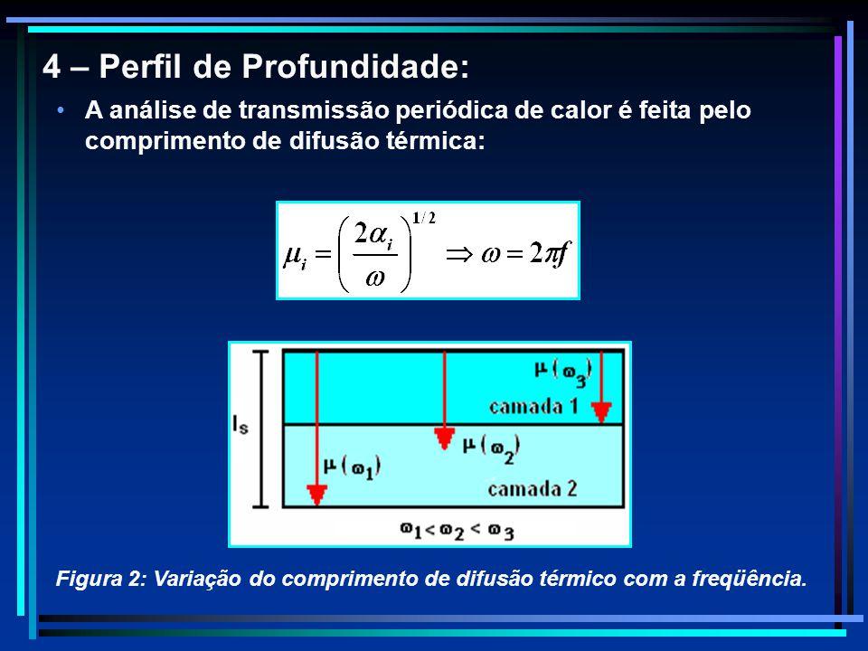 4 – Perfil de Profundidade: