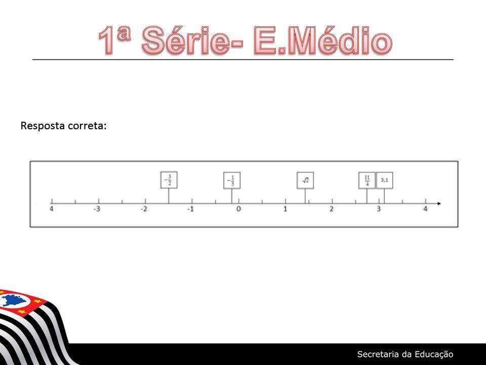 1ª Série- E.Médio
