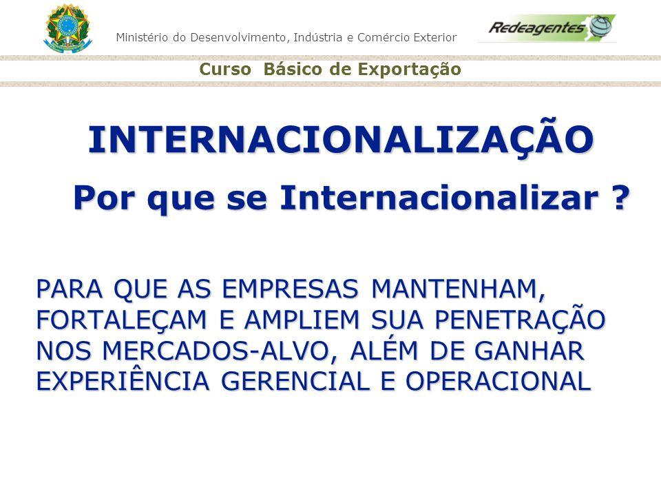Por que se Internacionalizar