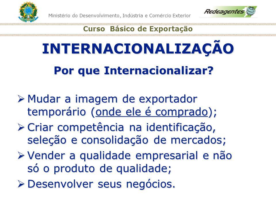 Por que Internacionalizar