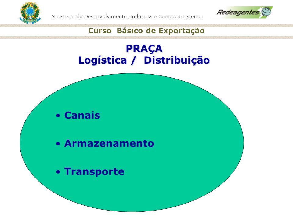 PRAÇA Logística / Distribuição