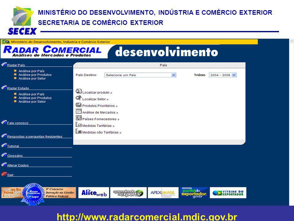 NESTE MOMENTO A BASE DE DADOS DO SISTEMA É O TRIÊNIO 2000 A 2002