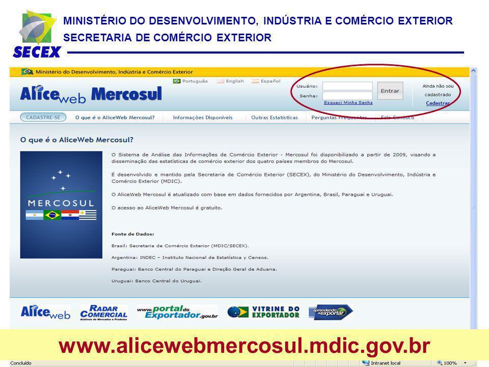 www.alicewebmercosul.mdic.gov.br
