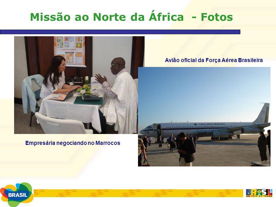 Missão ao Norte da África - Fotos