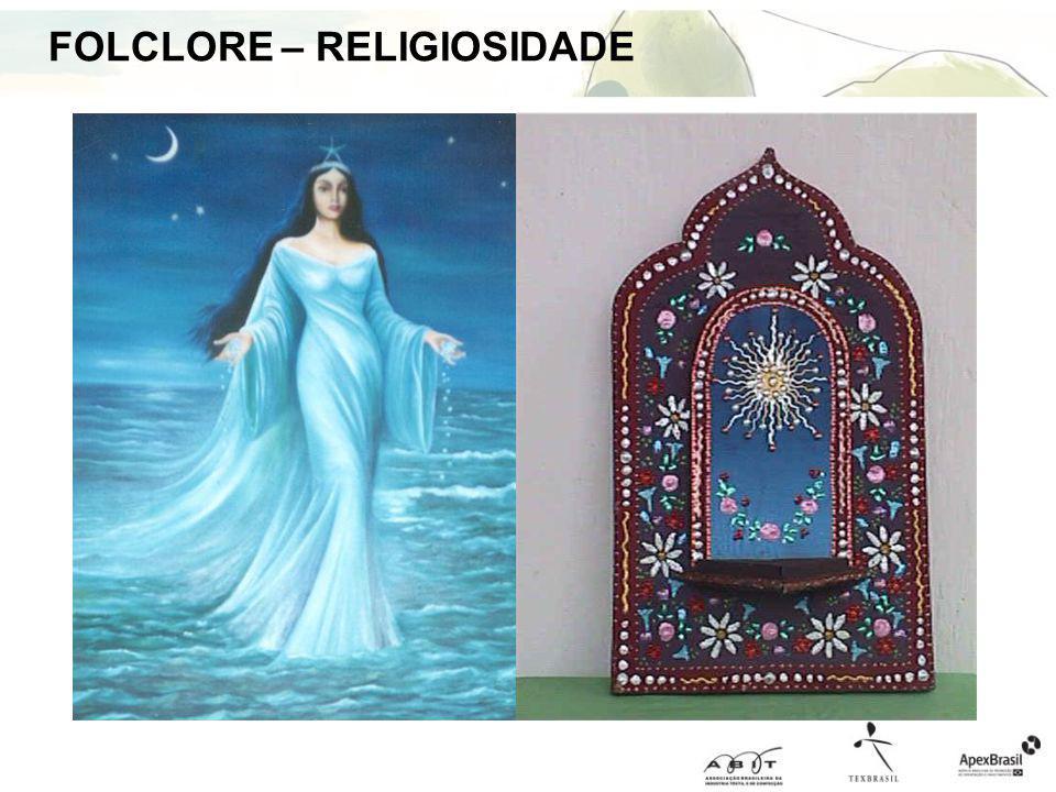FOLCLORE – RELIGIOSIDADE