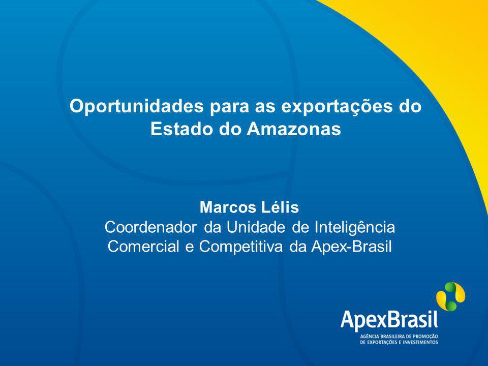 Oportunidades para as exportações do Estado do Amazonas