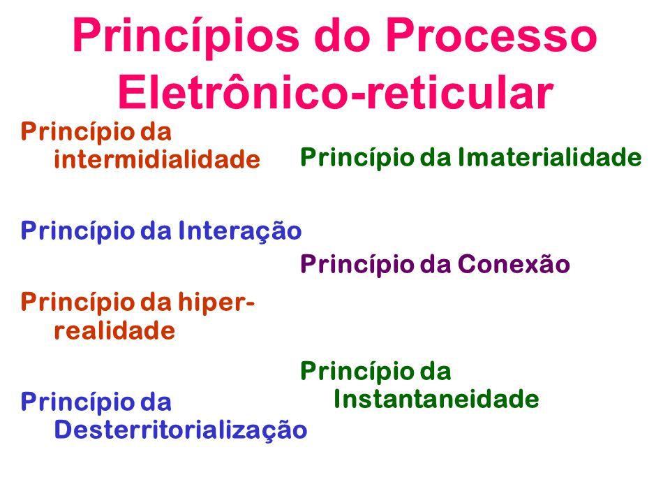 Princípios do Processo Eletrônico-reticular