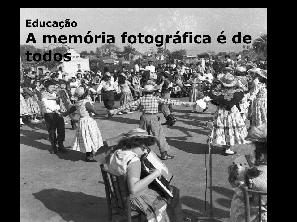 A memória fotográfica é de todos