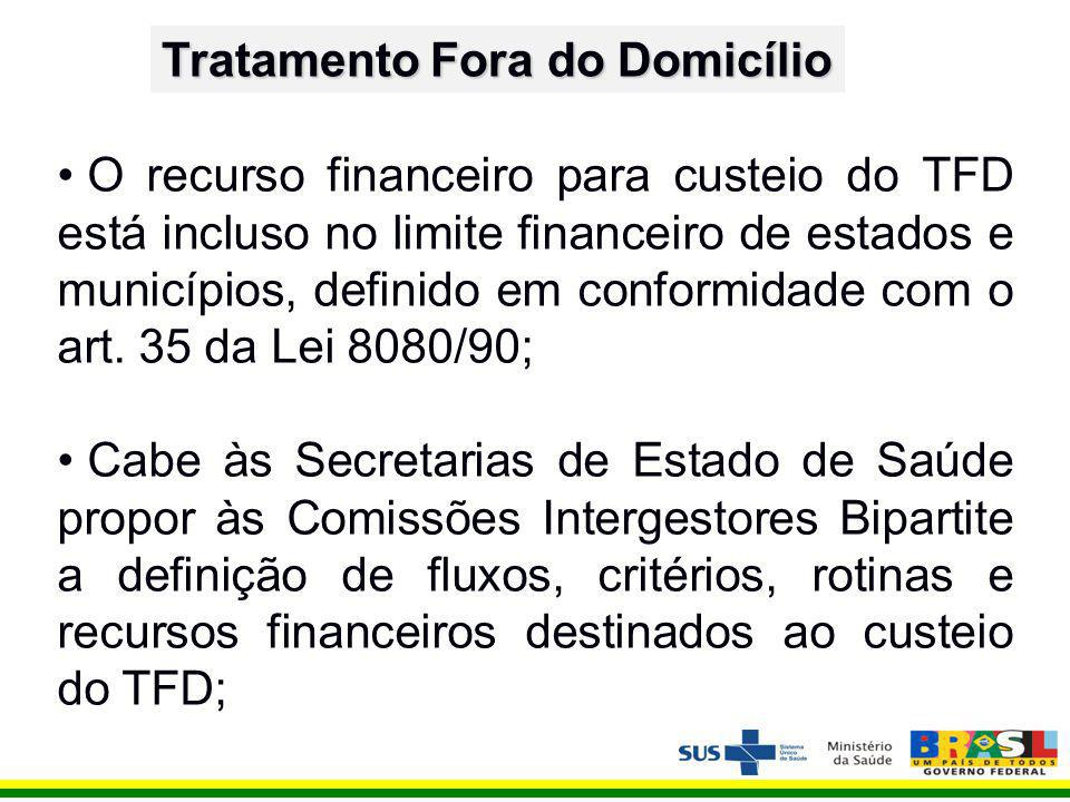 Tratamento Fora do Domicílio