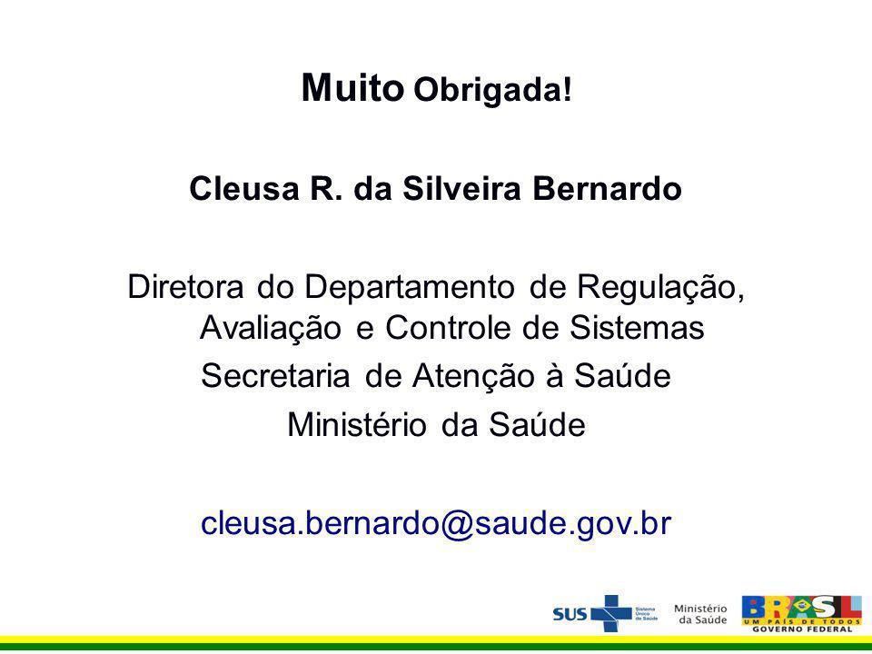 Cleusa R. da Silveira Bernardo