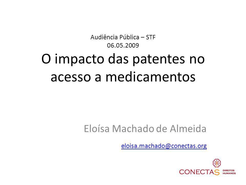 Eloísa Machado de Almeida eloisa.machado@conectas.org