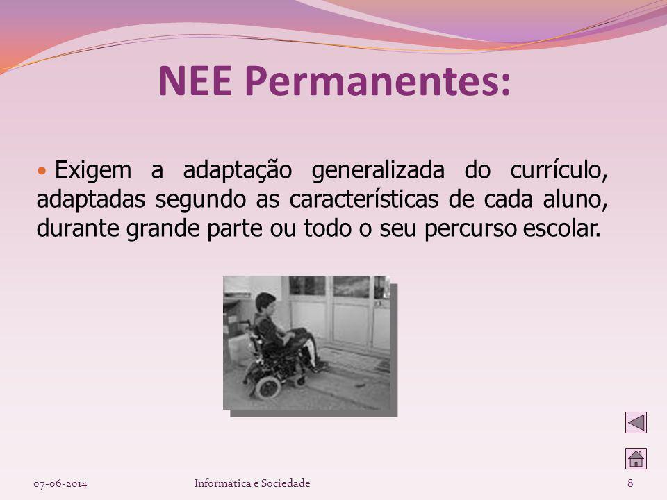 NEE Permanentes: