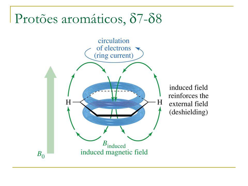 Protões aromáticos, 7-8