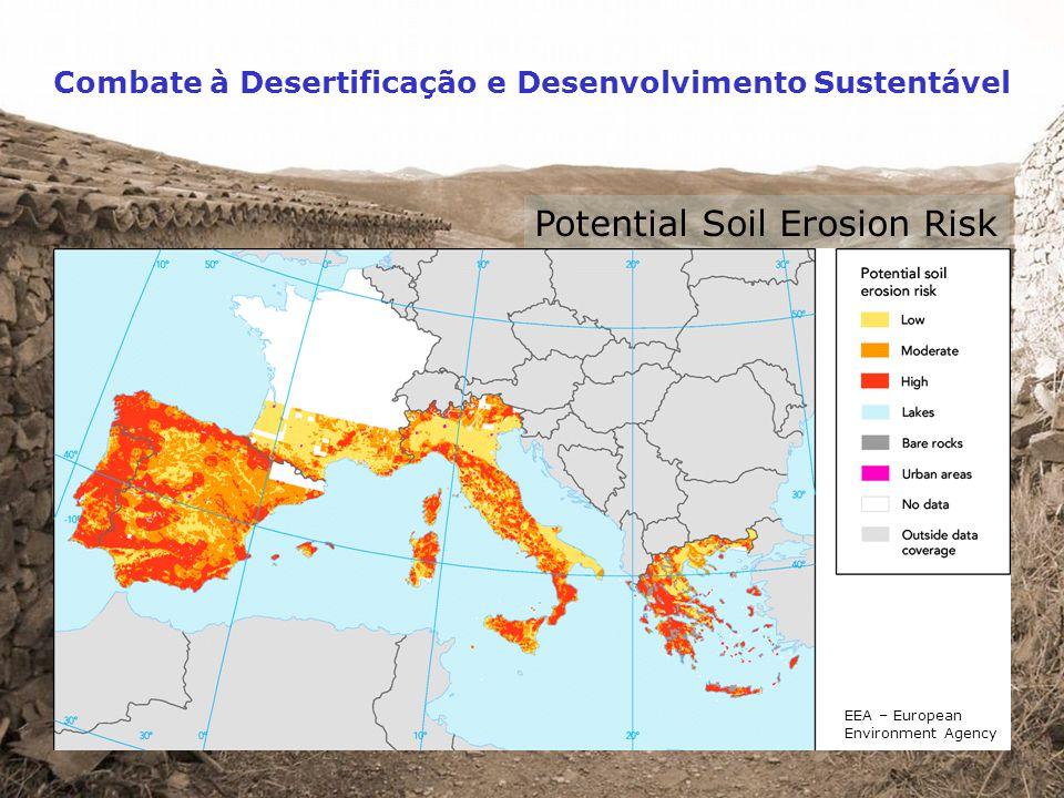Combate à Desertificação e Desenvolvimento Sustentável