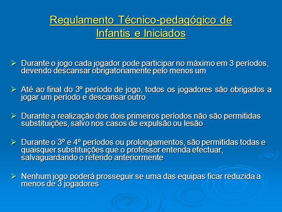 Regulamento Técnico-pedagógico de