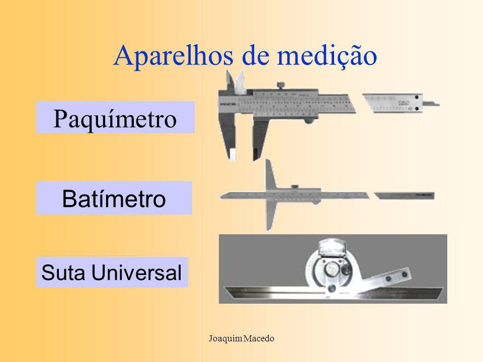 Aparelhos de medição Paquímetro Batímetro Suta Universal