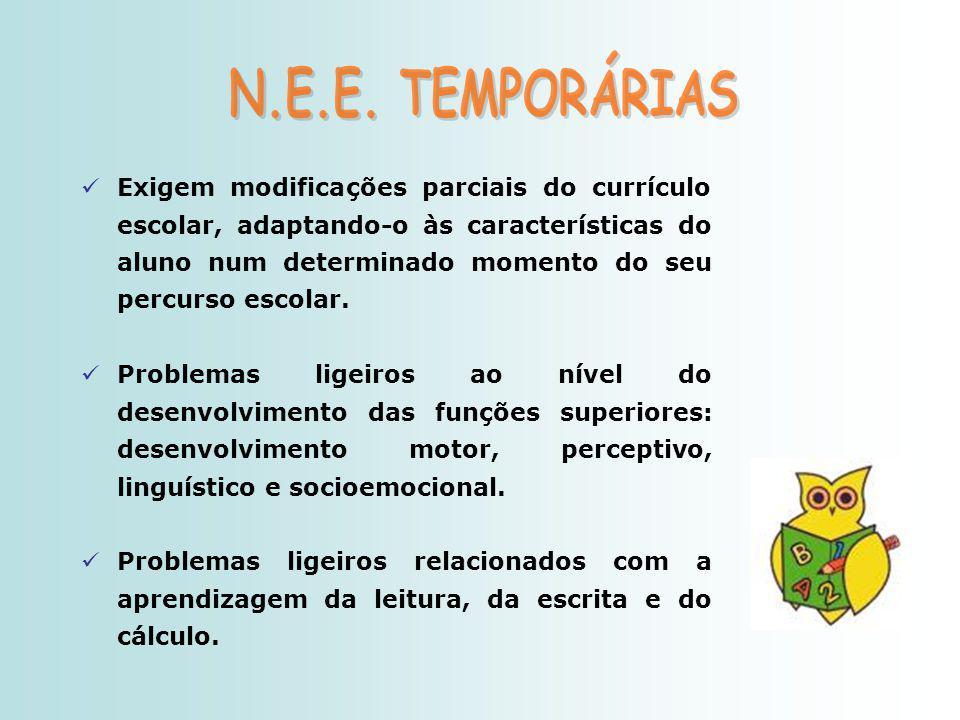 N.E.E. TEMPORÁRIAS