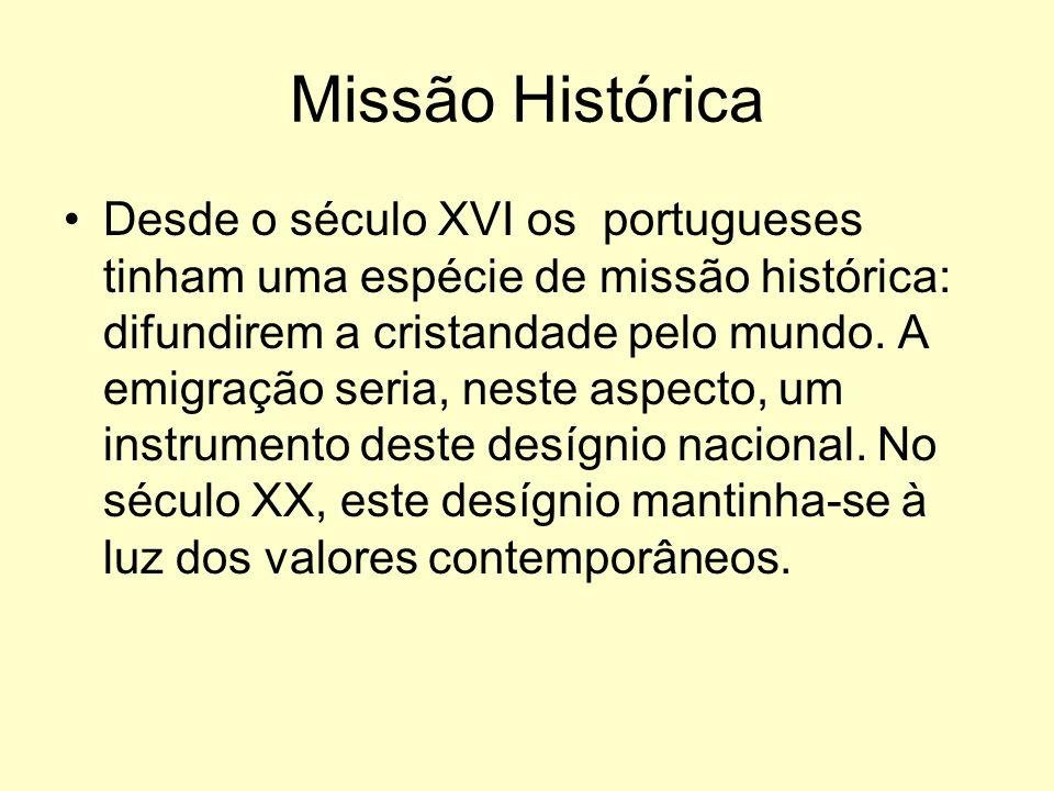 Missão Histórica