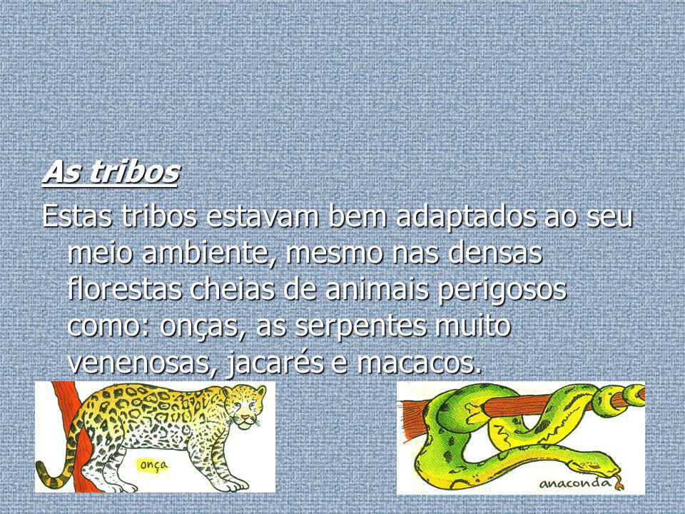 As tribos