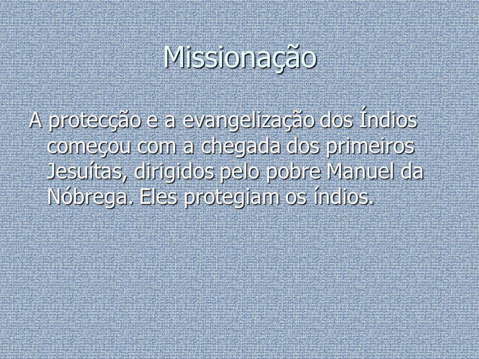 Missionação