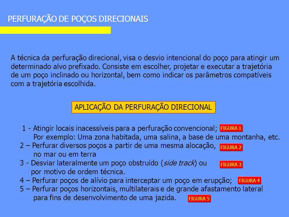 PERFURAÇÃO DE POÇOS DIRECIONAIS