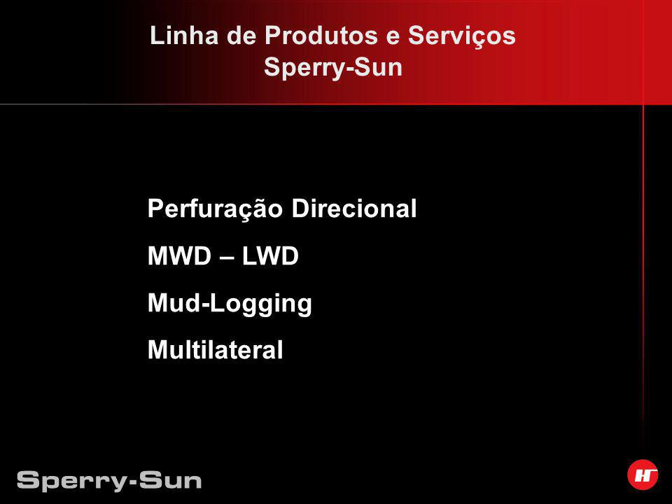 Linha de Produtos e Serviços Sperry-Sun