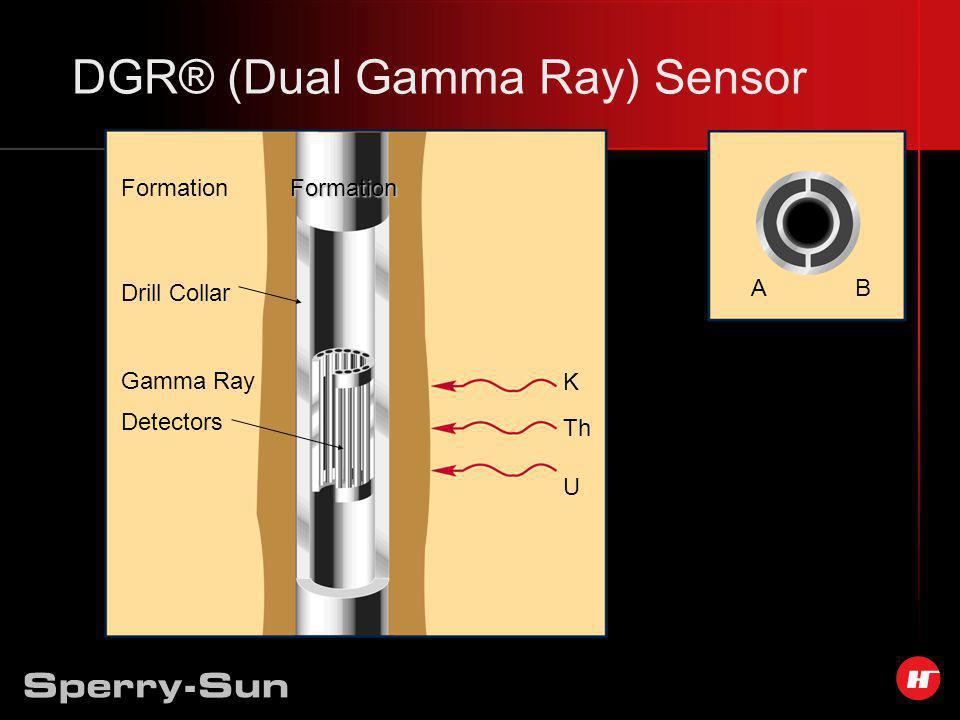 DGR® (Dual Gamma Ray) Sensor