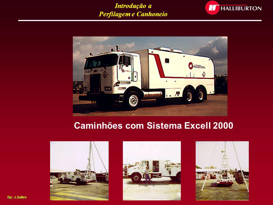 Caminhões com Sistema Excell 2000