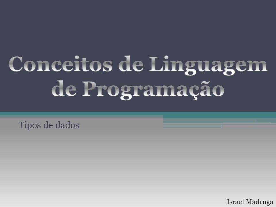 Conceitos de Linguagem de Programação