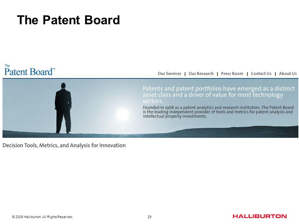 The Patent Board