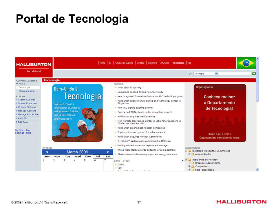 Portal de Tecnologia