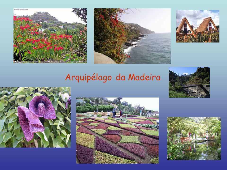 Arquipélago da Madeira