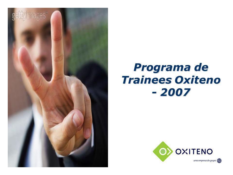 Programa de Trainees Oxiteno - 2007