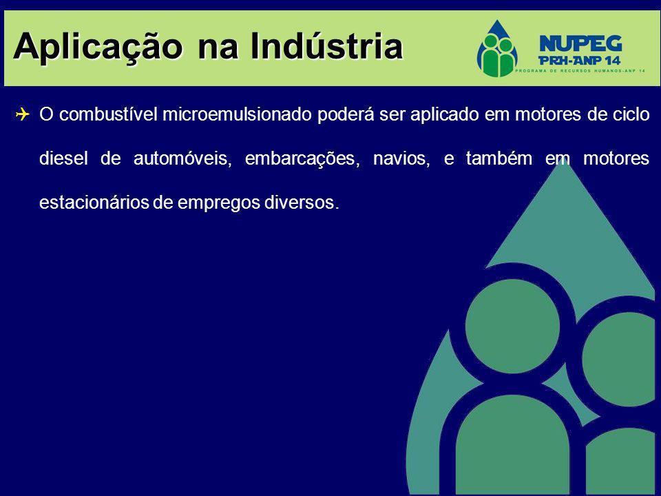 Aplicação na Indústria