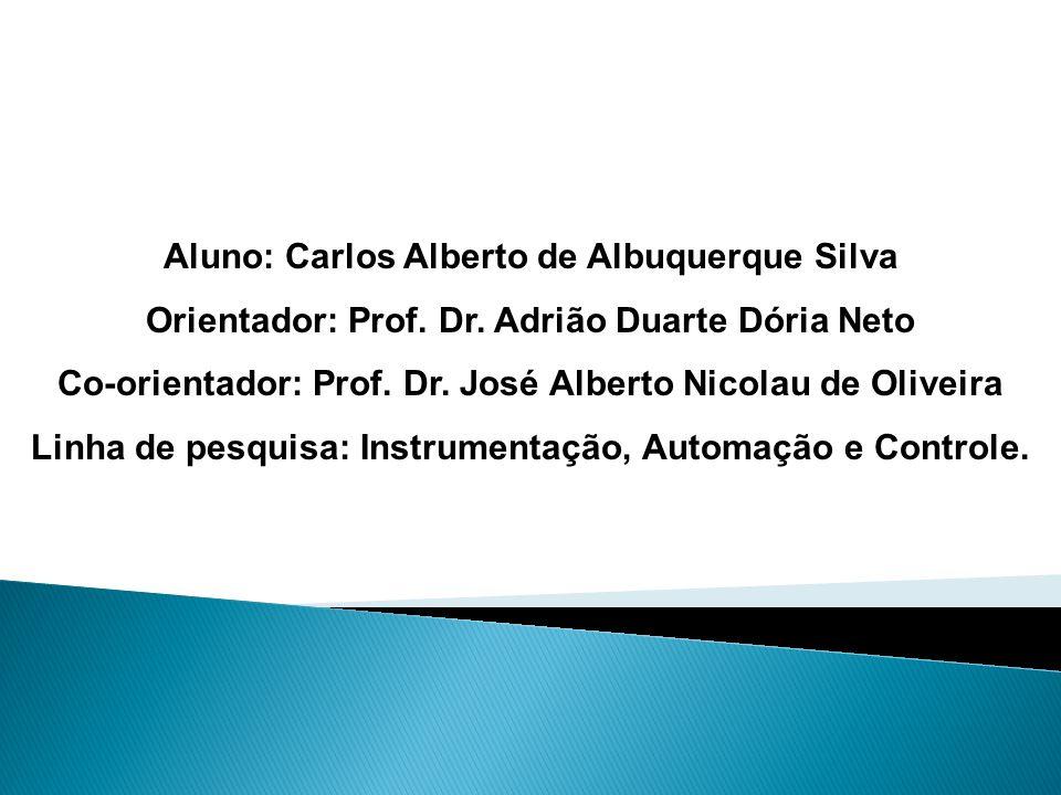 Aluno: Carlos Alberto de Albuquerque Silva Orientador: Prof. Dr