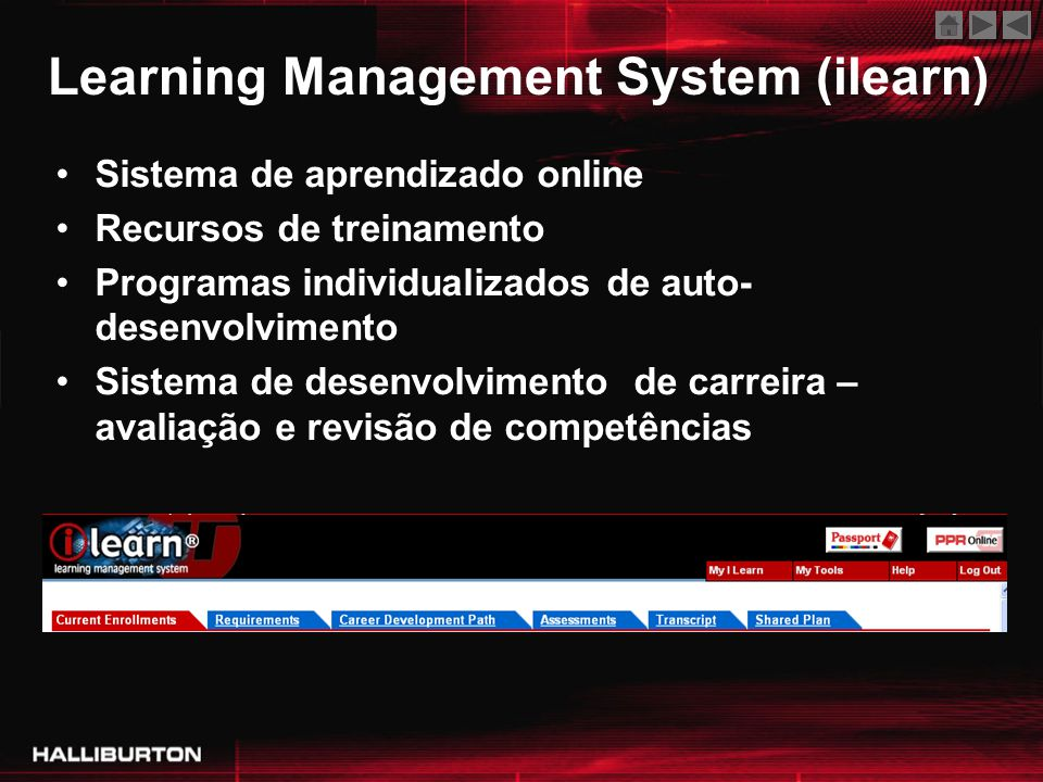 Learning Management System (ilearn)