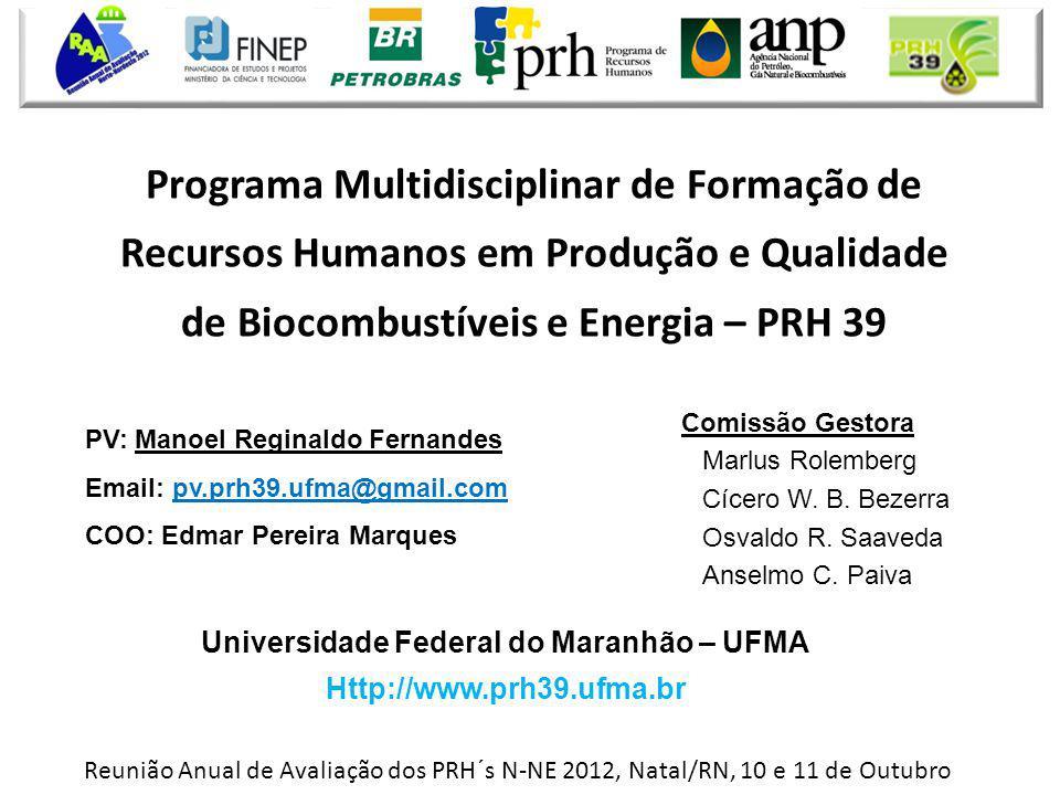 Universidade Federal do Maranhão – UFMA