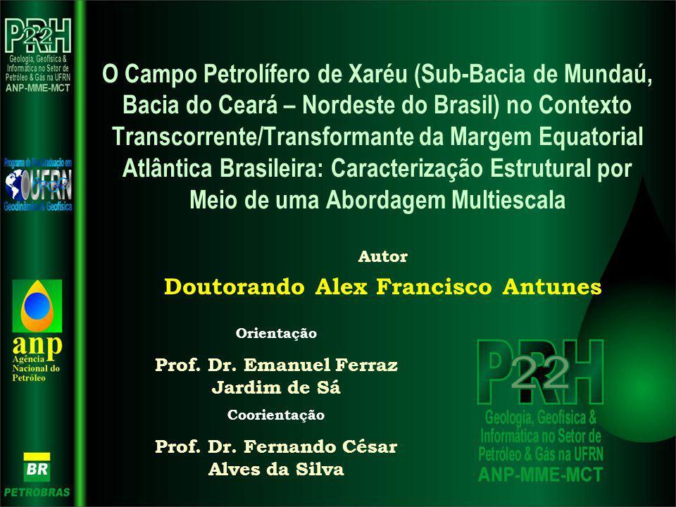 Autor Doutorando Alex Francisco Antunes