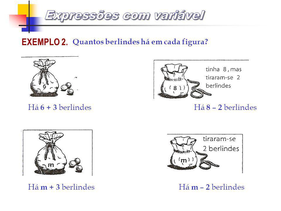 Expressões com variável
