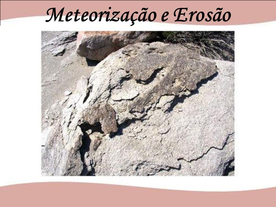 Meteorização e Erosão