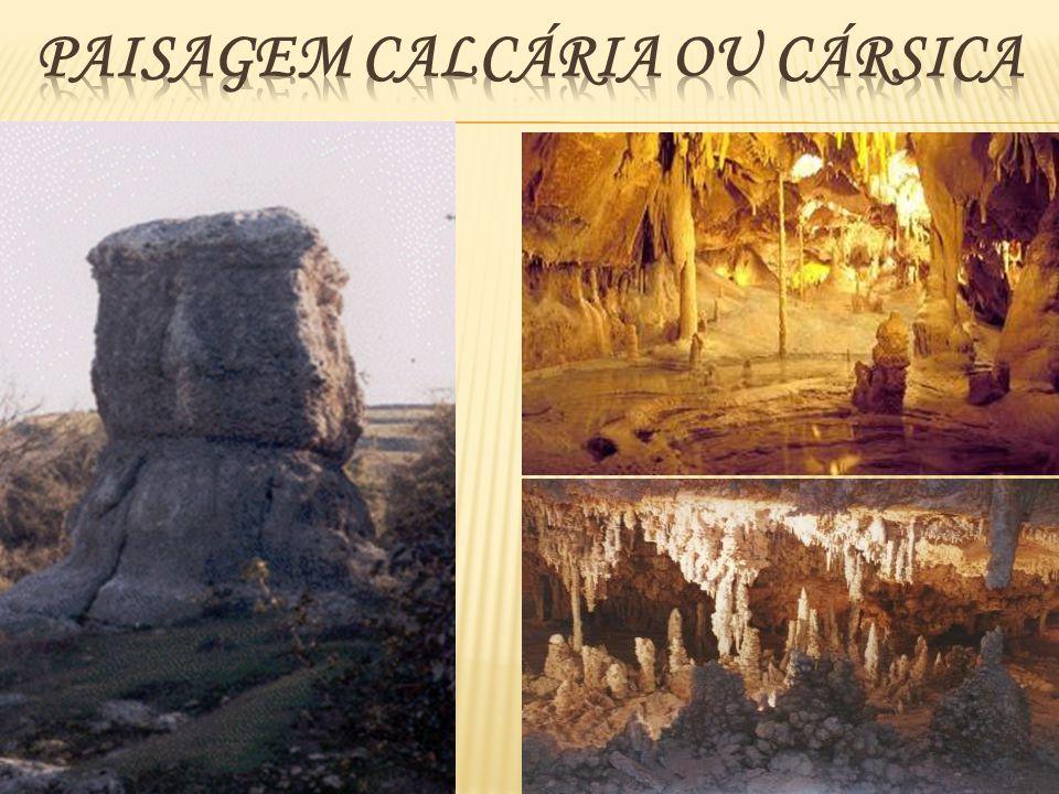 Paisagem Calcária ou Cársica