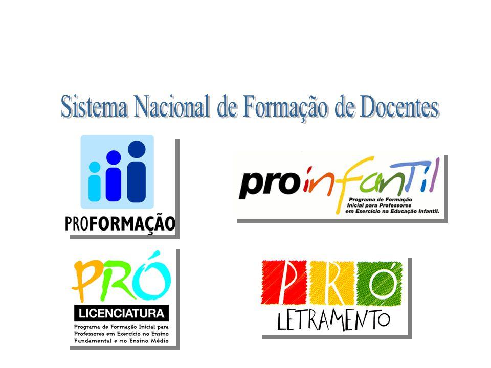 Sistema Nacional de Formação de Docentes