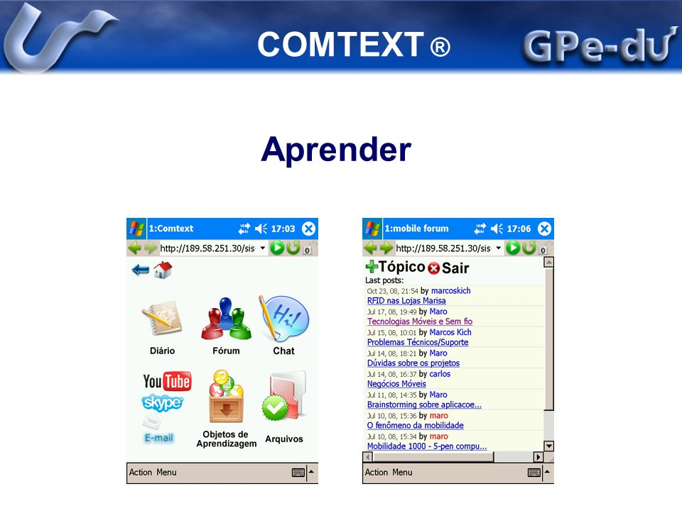 COMTEXT ® Aprender