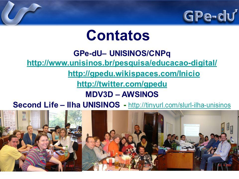 GPe-dU– UNISINOS/CNPq